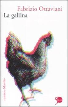 La gallina - Fabrizio Ottaviani - copertina