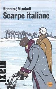Libro Scarpe italiane Henning Mankell