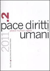 Pace diritti umani-Peace human rights (2011). Vol. 2