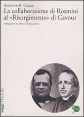 La collaborazione di Rosmini al «Risorgimento» di Cavour
