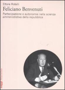Fondazionesergioperlamusica.it Feliciano Benvenuti. Partecipazione e autonomie nella scienza amministrativa della repubblica Image