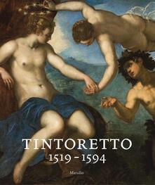 Equilibrifestival.it Tintoretto (1519-1594). Catalogo della mostra (Venezia, 7 settembre 2018-6 gennaio 2019). Ediz. a colori Image