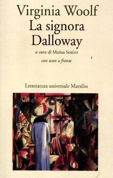 Antondemarirreguera.es La signora Dalloway. Testo inglese a fronte Image