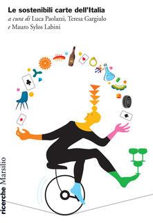 Warholgenova.it Le sostenibili carte dell'Italia Image