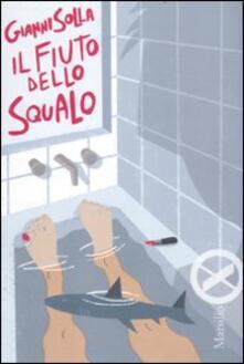 Il fiuto dello squalo - Gianni Solla - copertina