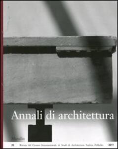 Annali di architettura (2011)