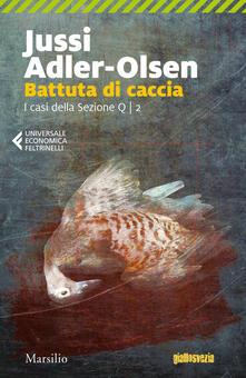 Battuta di caccia. I casi della sezione Q. Vol. 2 - Jussi Adler-Olsen - copertina