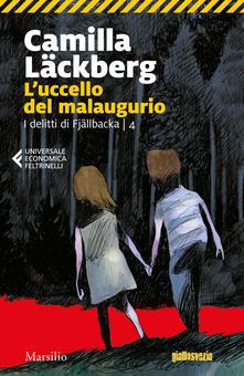 Rallydeicolliscaligeri.it L' uccello del malaugurio. I delitti di Fjällbacka. Vol. 4 Image