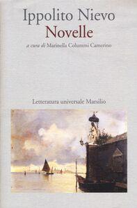 Libro Novelle Ippolito Nievo