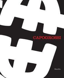 Capogrossi. A retrospective. Catalogo della mostra (Venezia, 29 settembre 2012-10 febbraio 2013)  . Ediz. illustrata - copertina