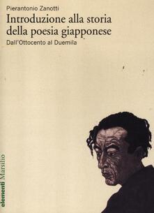 Aboutschuster.de Introduzione alla storia della poesia giapponese. Vol. 2: Dall'Ottocento al Duemila. Image
