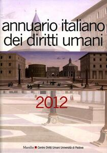 Annuario italiano dei diritti umani 2012