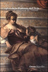 Libro L' eglise de la Madonna dell'orto Giandomenico Romanelli