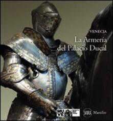 La Armeria del Palacio Ducal - Paolo Delorenzi - copertina