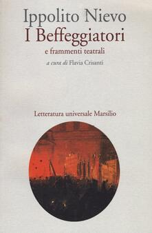 I Beffeggiatori e frammenti teatrali.pdf
