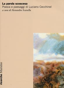 Libro La parola scoscesa. Poesia e paesaggi di Luciano Cecchinel