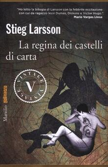 Camfeed.it La regina dei castelli di carta. Millennium Image