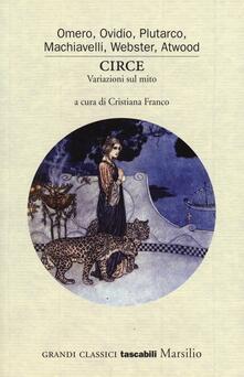 Antondemarirreguera.es Circe. Variazioni sul mito Image