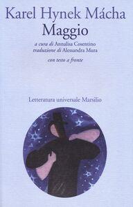 Libro Maggio. Testo originale a fronte Karel H. Macha