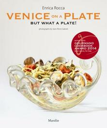 Ascotcamogli.it Venice on a plate but what a plate! Image