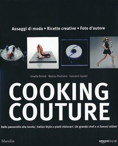 Libro Cooking couture