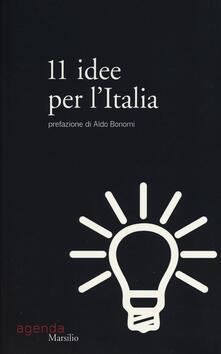 Vitalitart.it 11 idee per l'Italia Image
