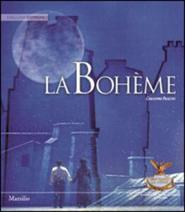 Libro La Bohème. Ediz. inglese