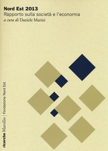 Antondemarirreguera.es Nord Est 2013. Rapporto sulla società e l'economia Image