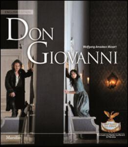 Libro Don Giovanni. Ediz. inglese
