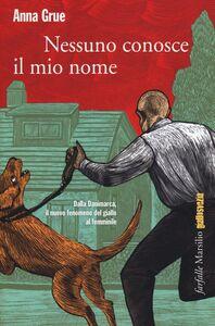 Foto Cover di Nessuno conosce il mio nome, Libro di Anna Grue, edito da Marsilio