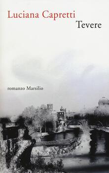 Tevere - Luciana Capretti - copertina