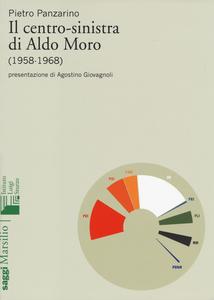 Libro Il centro-sinistra di Aldo Moro (1958-1968) Pietro Panzarino
