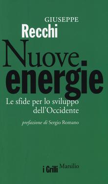 Ristorantezintonio.it Nuove energie. Le sfide per lo sviluppo dell'Occidente Image