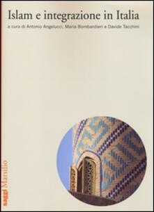 Islam e integrazione in Italia - copertina