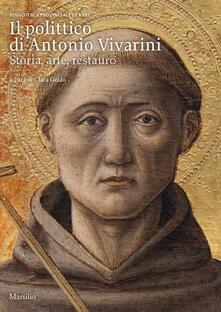 Antondemarirreguera.es Il polittico di Antonio Vivarini. Storia, arte, restauro. Ediz. illustrata Image