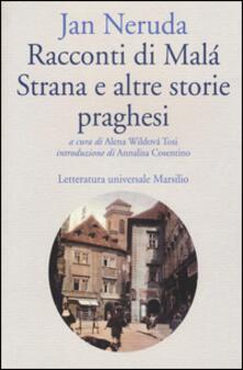 Ascotcamogli.it Racconti di Malá Strana e altre storie praghesi Image