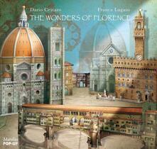 Nordestcaffeisola.it The wonders of Florence. Libro pop-up. Ediz. illustrata Image
