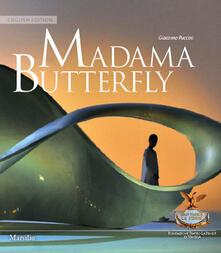 Madama Butterfly. Ediz. inglese - Giacomo Puccini - copertina