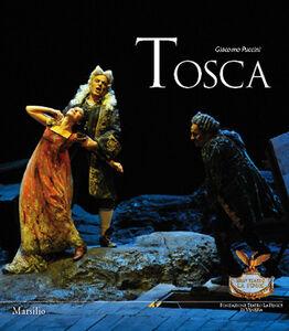Libro Tosca Giacomo Puccini