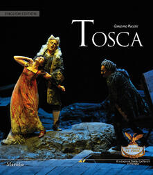 Tosca. Ediz. inglese - Giacomo Puccini - copertina
