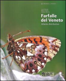 Daddyswing.es Farfalle del Veneto. Atlante distributivo. Ediz. italiana e inglese Image