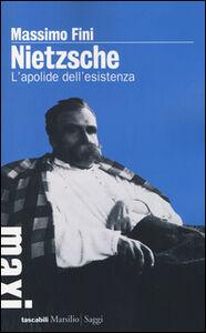 Foto Cover di Nietzsche. L'apolide dell'esistenza, Libro di Massimo Fini, edito da Marsilio