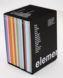 Premioquesti.it Biennale 2014. Elements. Ediz. americana Image