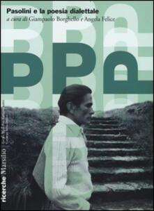Pasolini e la poesia dialettale - copertina