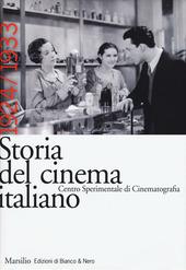 Storia del cinema italiano. Vol. 4: 1924-1933.