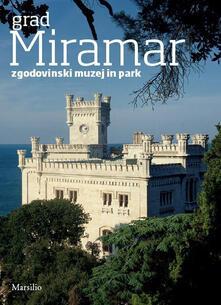 Grad Miramar - Rossella Fabiani - copertina