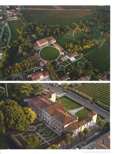 Foto Cover di Paesaggi di villa. Architettura e giardini nel Veneto, Libro di AA.VV edito da Marsilio 2
