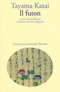 Libro Il futon Katai Tayama