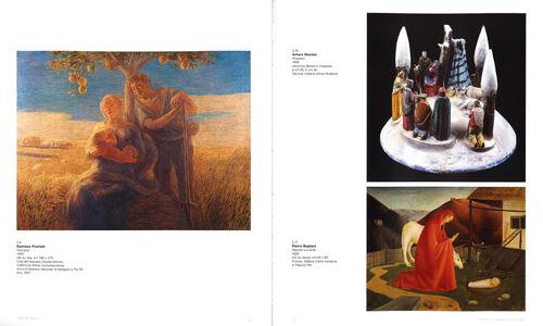 Foto Cover di Bellezza divina. Tra Van Gogh, Chagall e Fontana. Catalogo della mostra (Firenze, 24 settembre 2015-24 gennaio 2016), Libro di  edito da Marsilio 2
