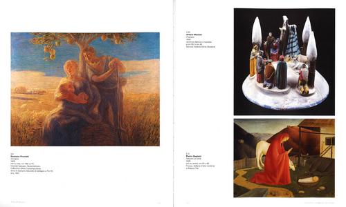 Libro Bellezza divina. Tra Van Gogh, Chagall e Fontana. Catalogo della mostra (Firenze, 24 settembre 2015-24 gennaio 2016). Ediz. illustrata  2